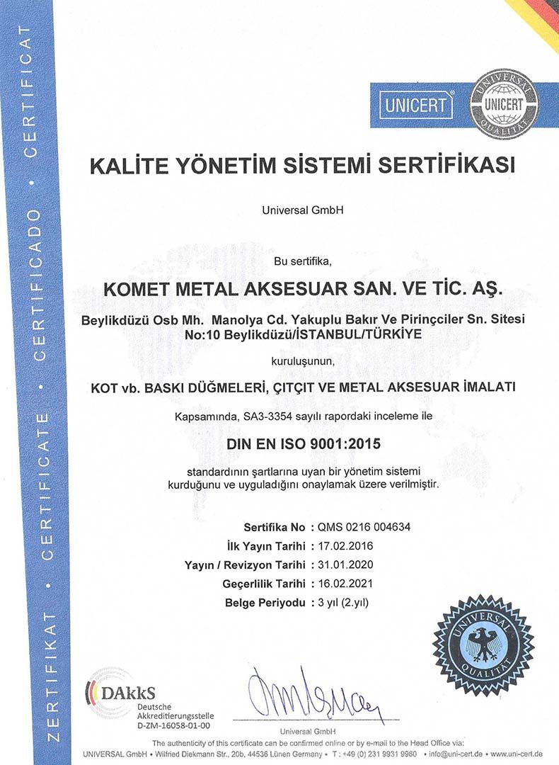 3354-KOMET-QMS-TR-(2)